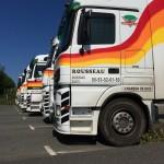Transport de Industrie Bois Rousseau